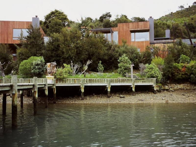 Peace In Waterfall Bay David Killick